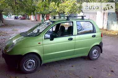 Daewoo Matiz 2007