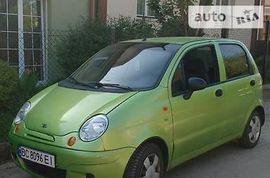 Daewoo Matiz 2008 в Львове