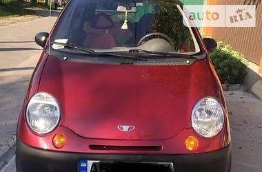 Daewoo Matiz 2011 в Виннице