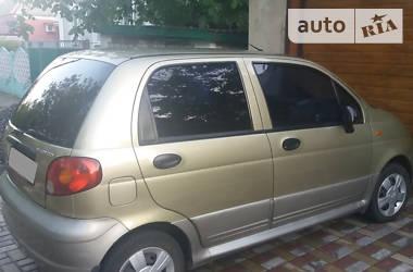 Daewoo Matiz 2005 в Донецке
