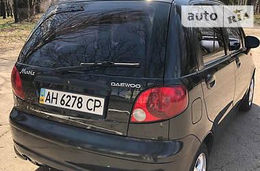 Daewoo Matiz 2008 в Селидовому