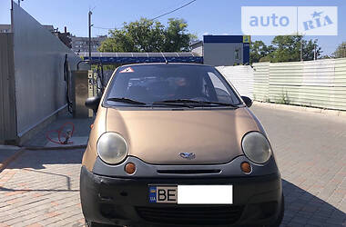 Daewoo Matiz 2002 в Николаеве