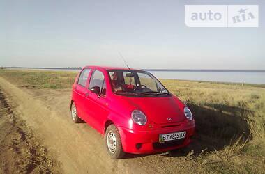 Daewoo Matiz 2012 в Геническе
