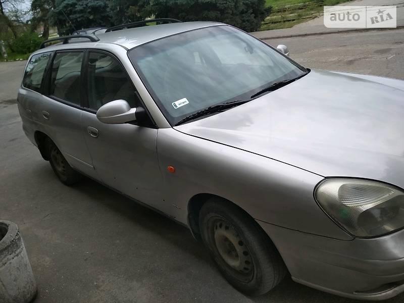Daewoo Nubira 2002 в Запорожье