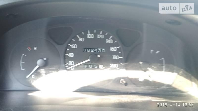 Daewoo Sens 2005 року