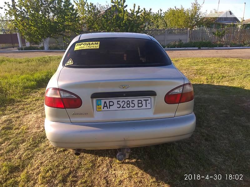 Daewoo Sens 2003 в Токмаке