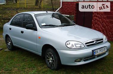 Daewoo Sens 2012 в Чернівцях
