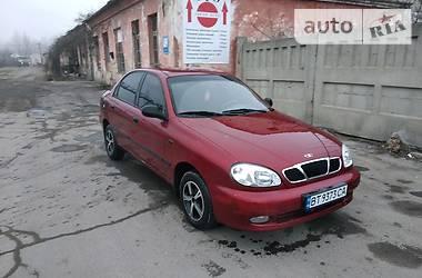 Daewoo Sens 2002 в Херсоне