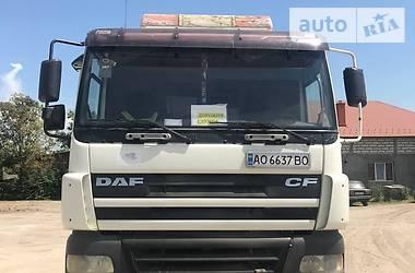 Самоскид DAF 85 2005 в Мукачевому