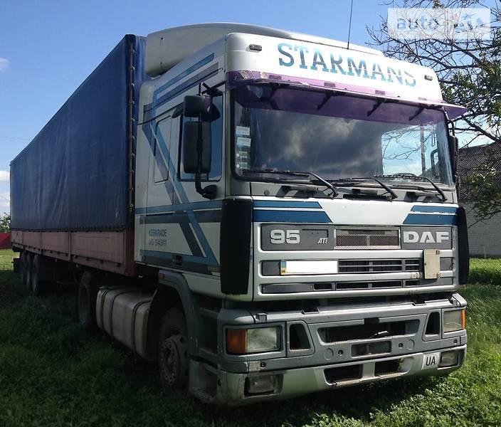 Daf 95 1997 в Полтаві