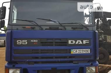 Daf 95 1997 в Черкассах