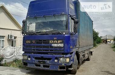 DAF 95 1989 в Краматорске