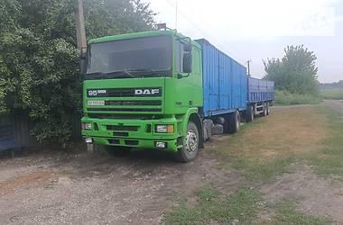 Бортовий DAF 95 1991 в Краснограді