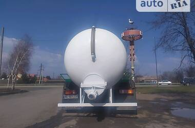 Машина ассенизатор (вакуумная) DAF CF 85 2002 в Днепре