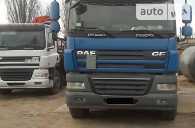 Машина ассенизатор (вакуумная) DAF CF 2009 в Белгороде-Днестровском
