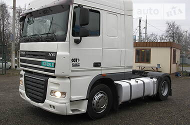 DAF FT XF 105 2011 в Черновцах