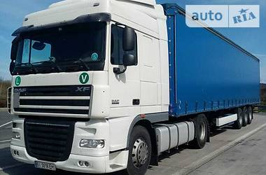 DAF FT XF 105 2011 в Полтаве
