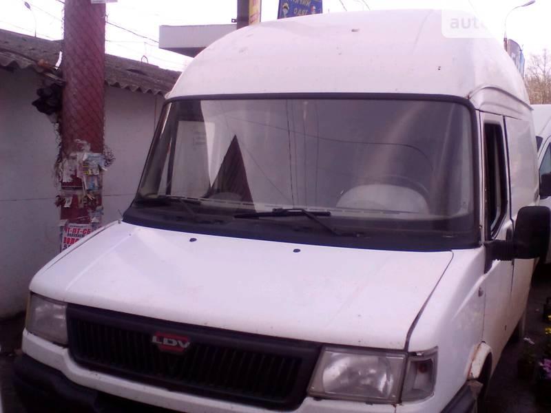 Daf LDV Convoy 2004 в Херсоне