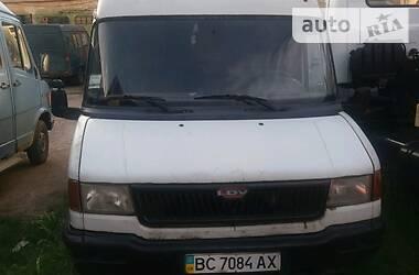 DAF LDV Convoy 2000 в Львове