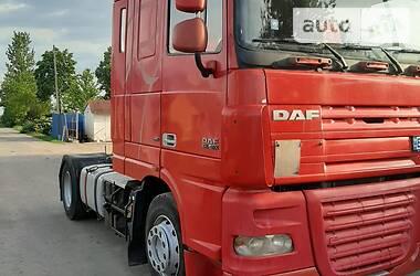 DAF XF 105 2007 в Львове