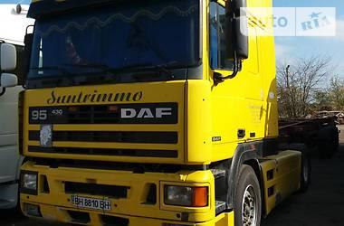 DAF XF 95 1996 в Одессе