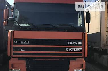 DAF XF 95 2001 в Хмельницком