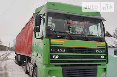 Зерновоз DAF XF 95 2001 в Новой Одессе