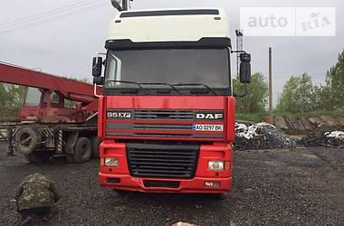 Daf XF 95XF 2000