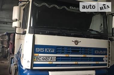 Daf XF 2002 в Львове