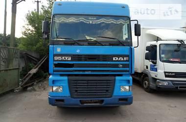 Daf XF 2001 в Чернигове