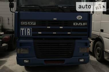 DAF XF 2002 в Чернівцях