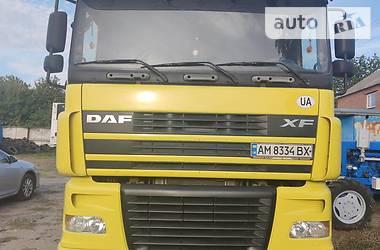 DAF XF 2006 в Новограде-Волынском