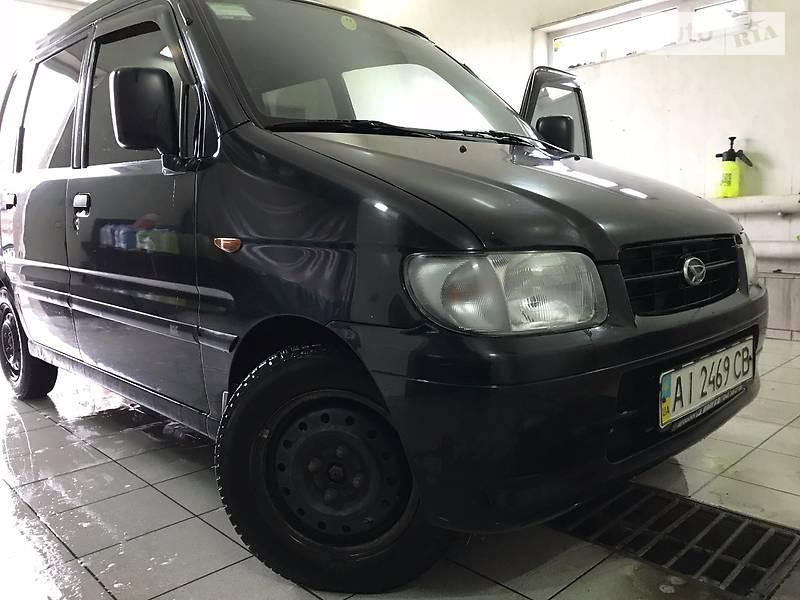 Daihatsu Move 2000 года