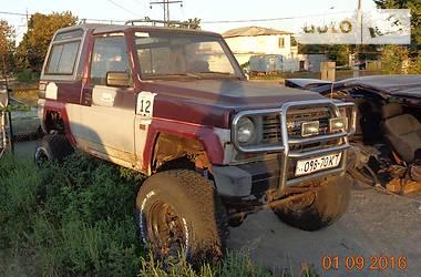 Daihatsu Rocky 75 1988