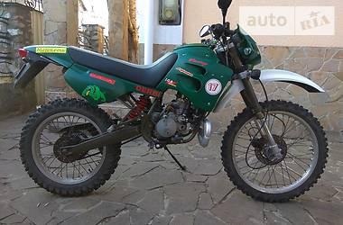 Мотоцикл Внедорожный (Enduro) Derbi Senda 50 1996 в Лохвице