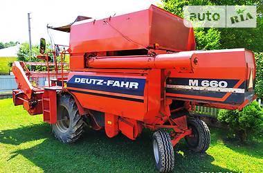 Deutz-Fahr M 660 1980 в Коломые