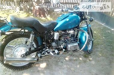 Мотоцикл Классик Днепр (КМЗ) 10-36 1990 в Березному