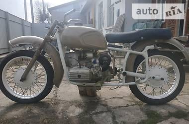 Мотоцикл Многоцелевой (All-round) Днепр (КМЗ) Днепр-11 1980 в Житомире