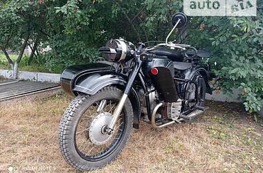 Мотоцикл Классік Днепр (КМЗ) Днепр-12 1984 в Ізяславі