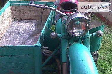 Днепр (КМЗ) К 750 1959 в Золотоноше