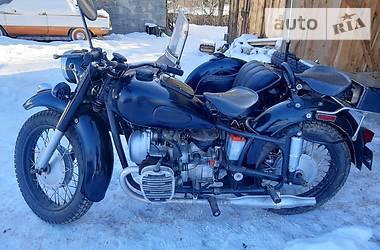Днепр (КМЗ) К 750 1967 в Косове