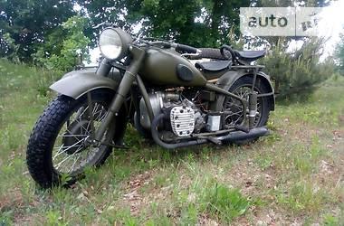 Днепр (КМЗ) М-72 1950 в Львове