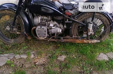 Днепр (КМЗ) М-72 1957 в Добровеличковке