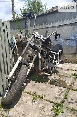 Мотоцикл Кастом Днепр (КМЗ) МТ-10-36 1982 в Житомире