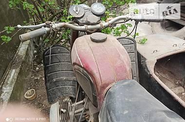 Мотоцикл с коляской Днепр (КМЗ) МТ-10 1976 в Ивано-Франковске