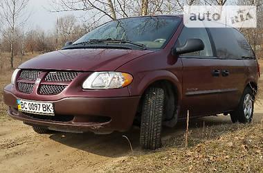 Dodge Caravan 2001 в Киеве