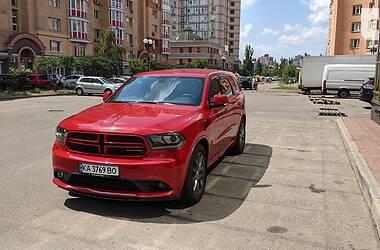 Внедорожник / Кроссовер Dodge Durango 2017 в Киеве