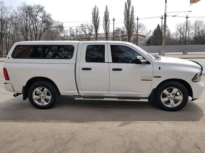 Dodge Ram 2015 года