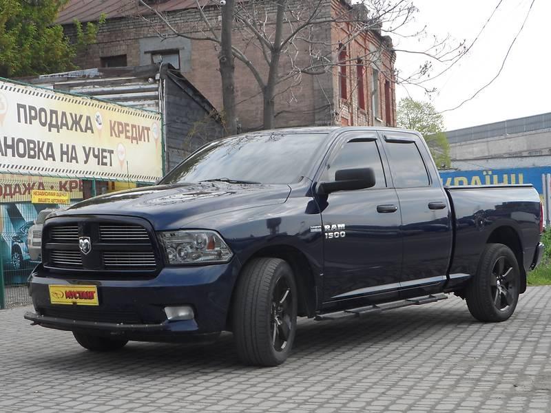 Dodge Ram 2012 года