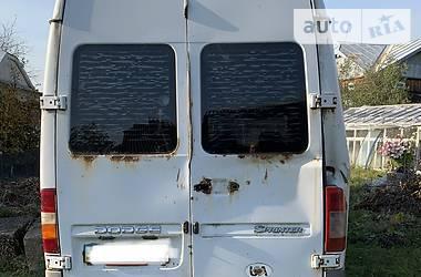 Dodge Sprinter пасс. 2004 в Ивано-Франковске
